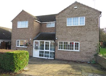 Thumbnail 5 bed detached house for sale in Meynell Close, Oadby, Leicester
