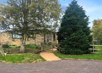 Thumbnail 4 bed detached bungalow for sale in Raines Lane, Glovershaw Lane, Eldwick, Bingley, West Yorkshire