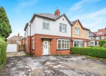 Thumbnail 4 bed semi-detached house for sale in Skipton Road, Harrogate, North Yorkshire
