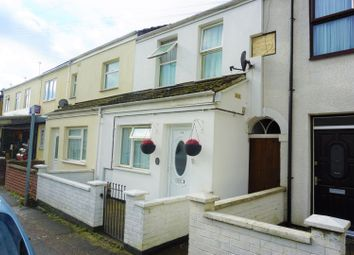Thumbnail 4 bed terraced house for sale in Gladstone Street, Peterborough