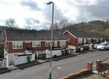 Thumbnail 2 bed flat for sale in Sheen Court, Hengoed, Caerphilly