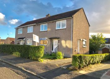 Thumbnail 3 bed semi-detached house for sale in Chestnut Drive, Lenzie, Glasgow