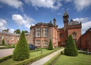 Thumbnail 1 bed country house to rent in Vale Royal Abbey, Whitegate
