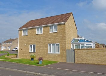 Thumbnail 3 bed detached house for sale in Elm Drive, Wincanton