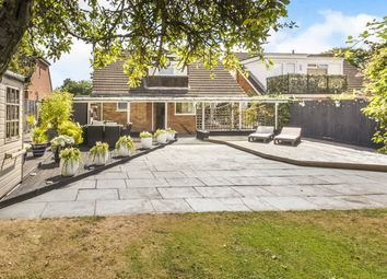 Thumbnail 4 bed detached house for sale in The Willows, Hitchin, Hertfordshire