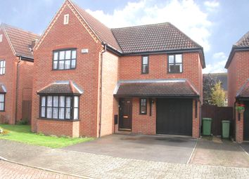 Thumbnail 4 bed detached house to rent in Shenley Brook End, Milton Keynes