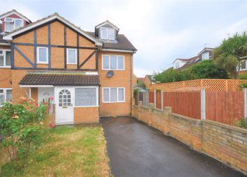 Thumbnail 4 bed end terrace house to rent in Wilkins Close, Mitcham