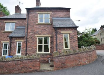 2 bed end terrace house for sale in Spring Close, Wirksworth, Matlock DE4