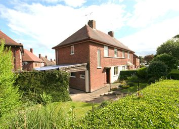 Thumbnail 3 bedroom semi-detached house for sale in Beauvale Drive, Ilkeston