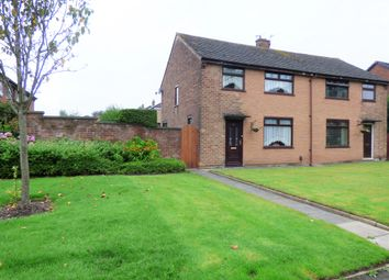 Thumbnail 3 bed semi-detached house to rent in Gillars Green Drive, Eccleston St Helens