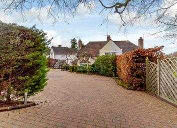 Thumbnail 4 bed semi-detached house for sale in The Crossways, Onslow Village, Guildford
