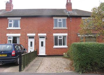 Thumbnail 2 bed terraced house to rent in South Road, Beeston Rylands