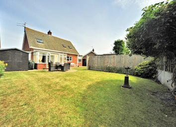 Thumbnail 4 bed detached bungalow for sale in Russell Close, Wells-Next-The-Sea