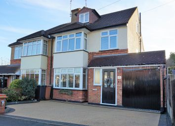 Thumbnail 4 bed semi-detached house for sale in Warwick Way, Rickmansworth