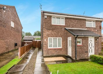 Thumbnail 2 bed semi-detached house for sale in Redford Drive, Bramhall, Stockport