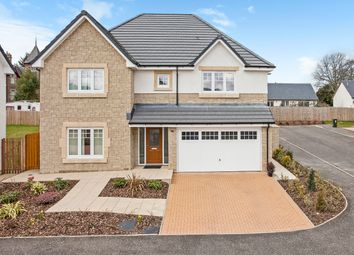 Thumbnail 5 bed detached house for sale in Kirkfield Place, Auchterarder