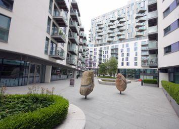 Thumbnail 2 bed flat for sale in Tennyson Apartments, Saffron Central Square, Croydon