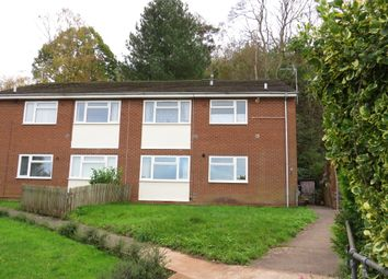 Thumbnail 2 bed flat for sale in Callins Close, Alcombe, Minehead