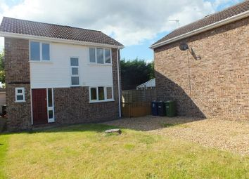Thumbnail 4 bedroom detached house to rent in The Trundle, Somersham, Huntingdon