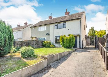 Thumbnail 2 bed semi-detached house for sale in Ferrybridge Road, Pontefract, West Yorkshire