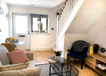 Thumbnail 2 bed duplex for sale in Minchens Court, Bramley Hampshire