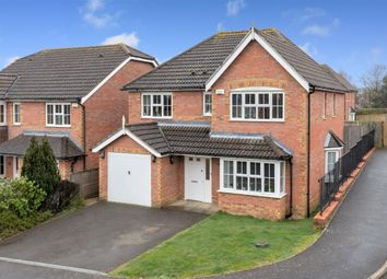 Thumbnail 4 bed detached house for sale in Folks Wood Way, Lympne, Hythe