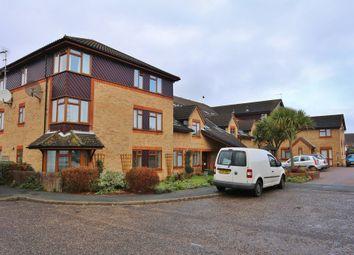 Thumbnail 2 bedroom flat for sale in Winston Close, Felixstowe