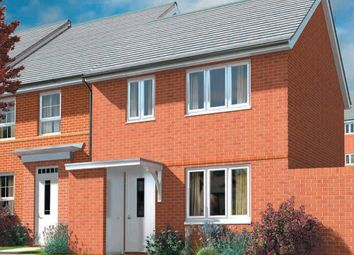 "Thumbnail 2 bedroom terraced house for sale in ""Amber"" at Captains Parade, East Cowes"