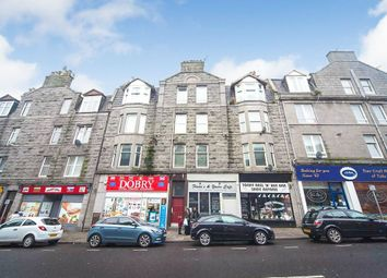 Thumbnail 1 bed flat for sale in Victoria Road, Aberdeen