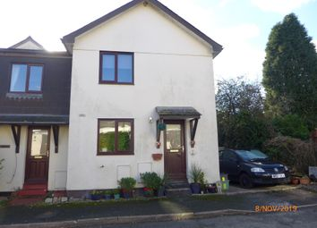 Thumbnail 3 bed end terrace house to rent in Hadfield Court, Chudleigh Knighton