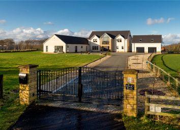 Thumbnail 7 bed detached house for sale in Longford Croft, West Calder, West Lothian