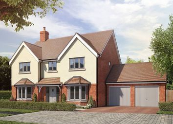 """Thumbnail 5 bed detached house for sale in """"The Solville"""" at Ramsdean Road, Petersfield"""