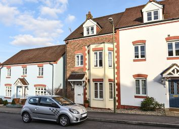 Thumbnail 3 bed end terrace house for sale in Barentin Way, Petersfield