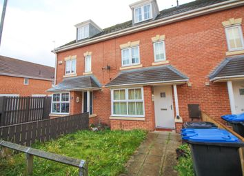 Thumbnail 4 Bed Town House To Rent In Maddren Way Middlesbrough