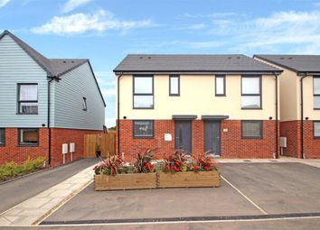 Thumbnail 2 bed semi-detached house for sale in Eaves Lane, Stoke-On-Trent