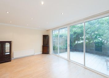 Thumbnail 4 bed flat to rent in Meadowbank, London