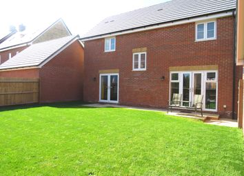 Thumbnail 3 bedroom detached house to rent in Red Admiral Way, Thornbury, Bristol