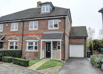 Thumbnail 5 bed semi-detached house to rent in Chairmakers Close, Princes Risborough