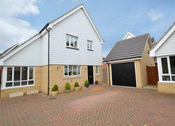 Thumbnail 3 bed detached house for sale in Liberator Close, Great Waldingfield, Sudbury