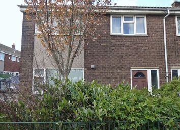 Thumbnail 3 bed terraced house to rent in Hazel Road, Knottingley
