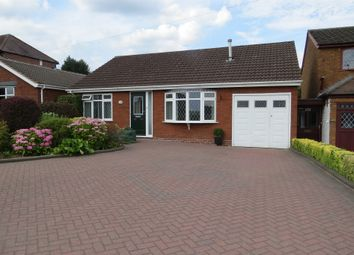 Thumbnail 2 bed detached bungalow for sale in Highfields Road, Chasetown, Burntwood