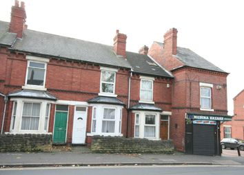 3 bed terraced house to rent in Berridge Road, Nottingham NG7