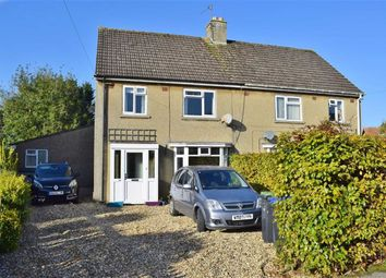 Thumbnail 4 bed semi-detached house for sale in Hardens Close, Chippenham, Wiltshire