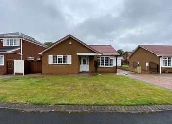 Thumbnail 2 bed detached bungalow for sale in Appletree Drive, Hambleton, Selby