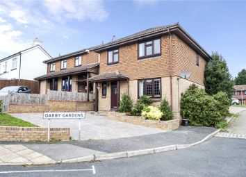 4 bed property for sale in Darby Gardens, Higham, Kent ME3