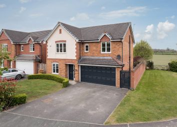 Thumbnail 5 bed property for sale in Eaton Place, Hartford, Northwich