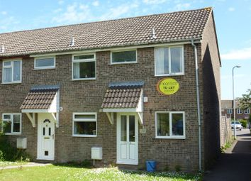 Thumbnail 2 bed terraced house to rent in Holly Close, Bulwark, Chepstow