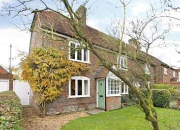 Thumbnail 3 bed semi-detached house to rent in Bishop's Sutton, Alresford