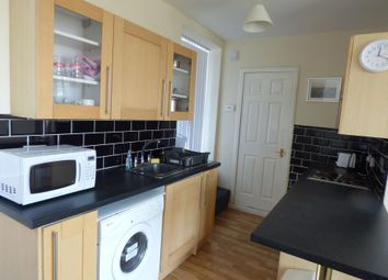 Thumbnail 2 bed flat to rent in Woodhorn Road, Newbiggin-By-The-Sea