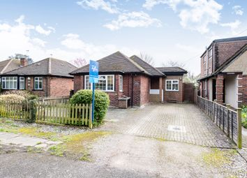 Thumbnail 3 bed detached bungalow for sale in Old Farm Road, Hampton
